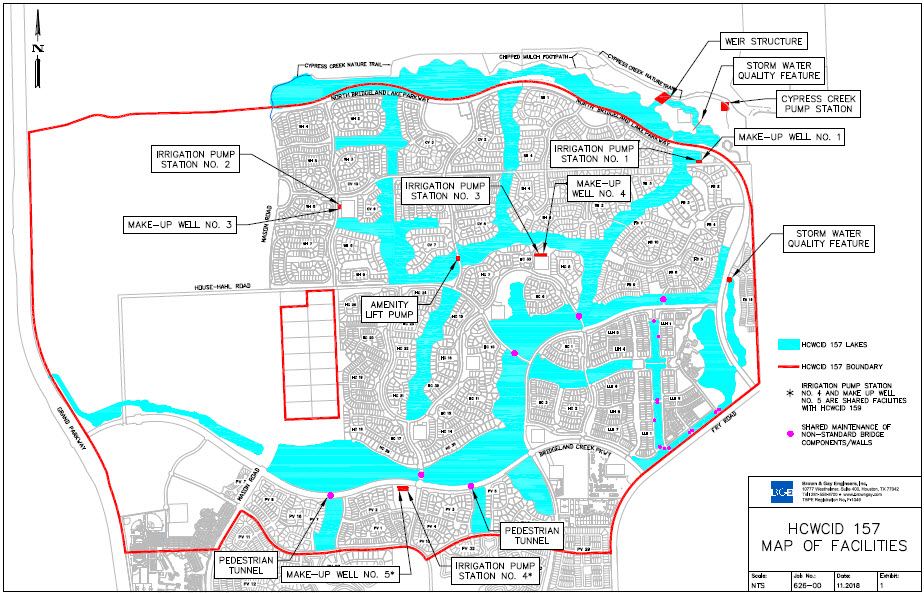 About – Harris County Water Control Improvement District No. 157